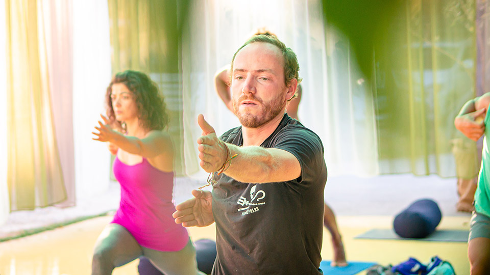 Yoga & Meditation Retreat, Evia, Greece